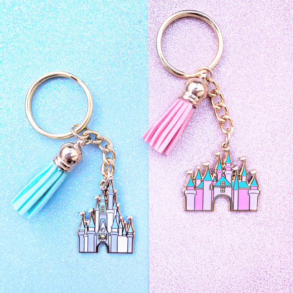 Castle Keychains