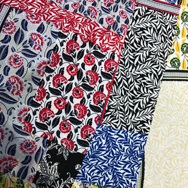 Rayon Prints - Natasha Fabric