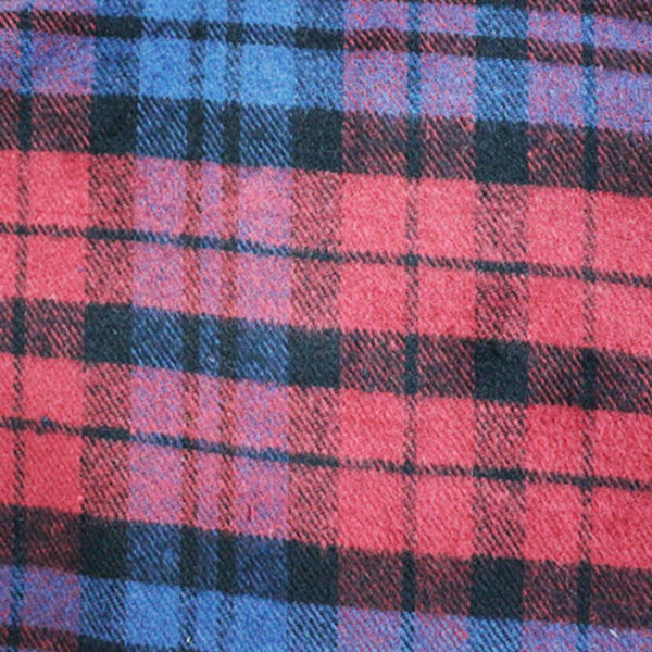 Check & Plaid Woven Fabric - Natasha Fabric