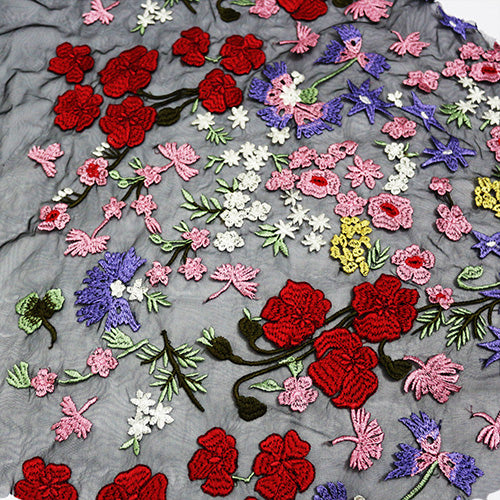 Embroideries - Natasha Fabric