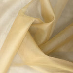 Organza Silk (Gold) - Natasha Fabric
