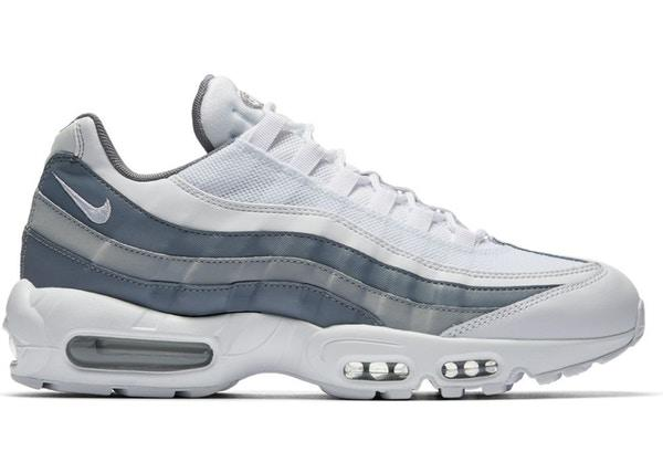 big sale 3a2bd 132ec ... Load image into Gallery viewer, Air Max 95 Wolf Grey Grape ...
