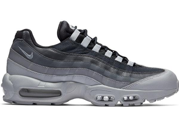 new arrival 0ce62 6e6ae ... Load image into Gallery viewer, Air Max 95 Wolf Grey Grape