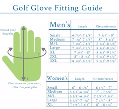 golf-glove-size-dimensions