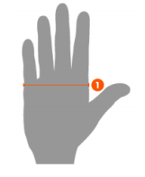 golf-hand-measurement