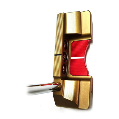Golf putter 303 material golf putter patented putter gold/silver/back Three colors optional 2018 new