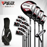 2018 Mens PGM Complete Golf Club Set  With Golf Stand Bag Regular Flex RH Top Sell