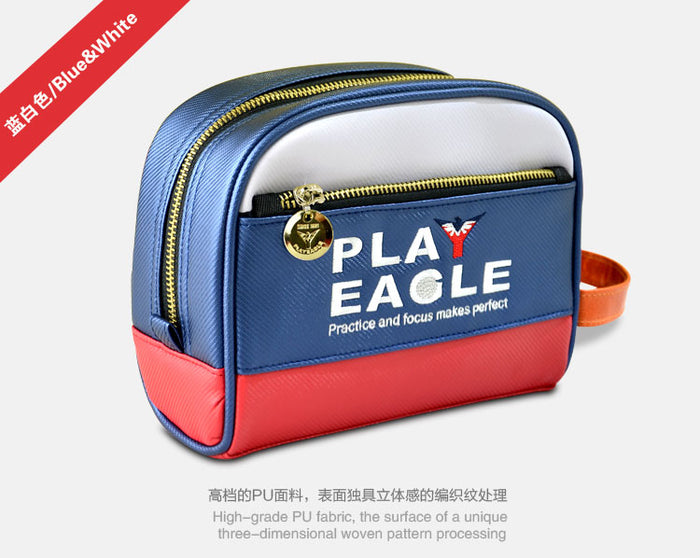 PLAYEAGLE Womens Golf Pouch