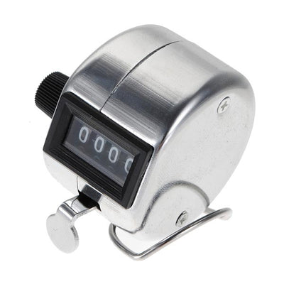 Golf 4 Digit Tally Clicker/Counter