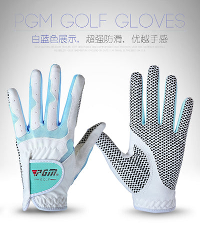 Women's Breathable Wear Resistant & Slip Resistant Golf Gloves