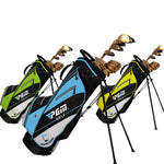 Golf Rack Bag With Pull Trolley