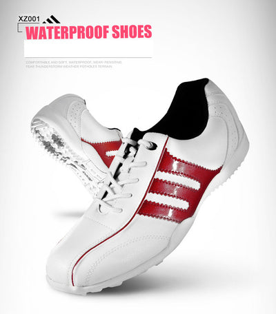 PGM Women's Golf Shoes - Water Resistant, Slip Resistant