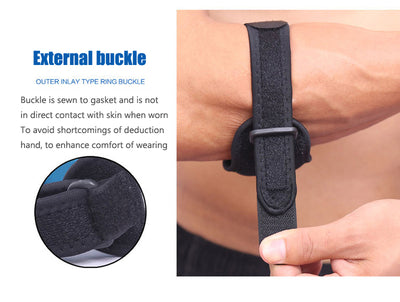 Adjustable Golf Elbow Support Brace