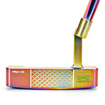 Herrick PRO-X3 Men's R/H CNC Forged Steel Multi-Colored Putter