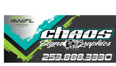 Chaos Signs and Graphics