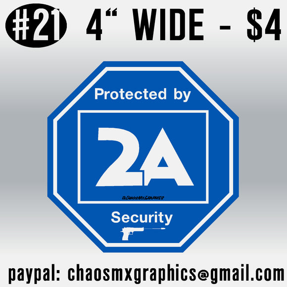 Order Hunting Decals Chaos Signs And Graphics