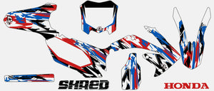 SHRED Design - MX