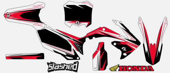 SLASHED Design - MX