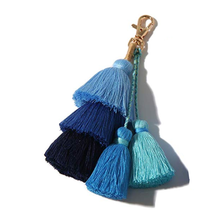 Load image into Gallery viewer, Blue Lagoon Tassel