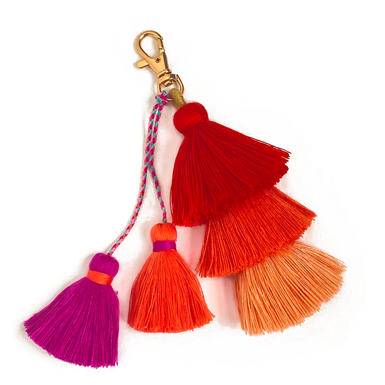Fire Cracker Tassel