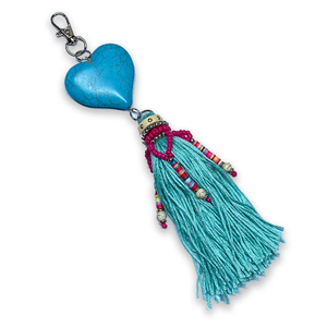 Heart N Soul Tassel (6 colors)