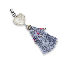 Load image into Gallery viewer, Heart N Soul Tassel (6 colors)