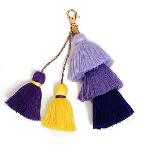 Purple Rain Tassel