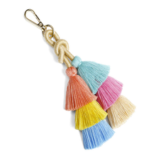 Load image into Gallery viewer, Summer Blossom Tassel