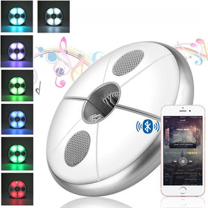 Altavoz 7 Color 48LED Light Bluetooth