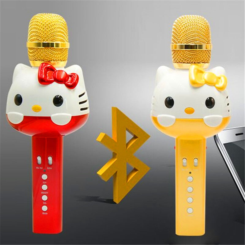 Hello Kitty Bluetooth  Microfono