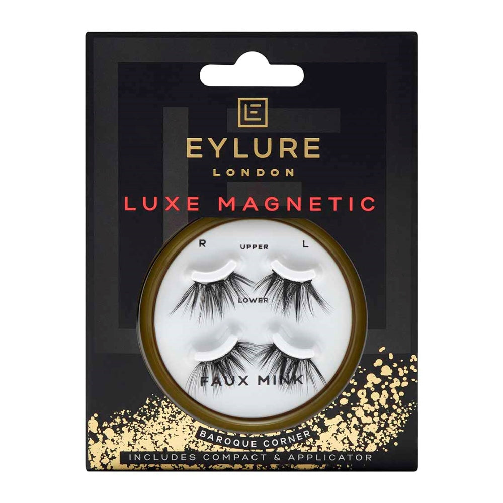Eylure False Lashes Luxe Magnetic Bar Corner