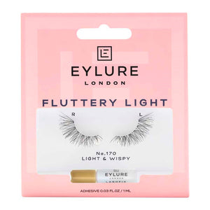 Eylure False Lashes Fluttery Light 170