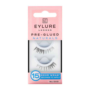 Eylure Natural Pre-Glued Naturals 003