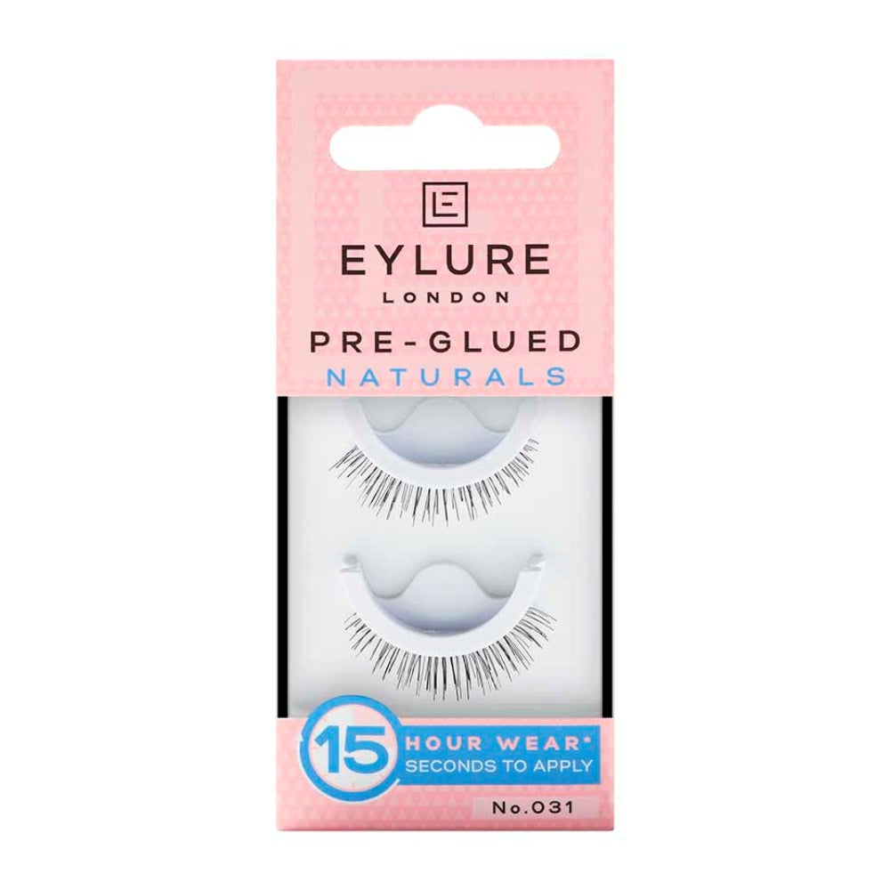 Eylure Natural Pre-Glued Naturals 031