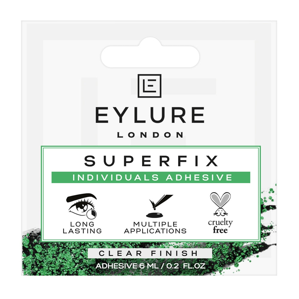 Eylure False Lashes Superfix - Clear