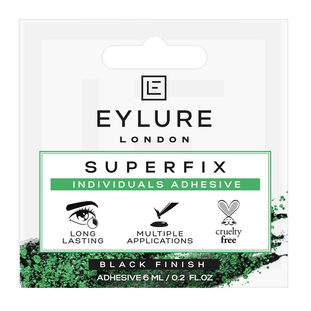 Eylure False Lashes Superfix - Black