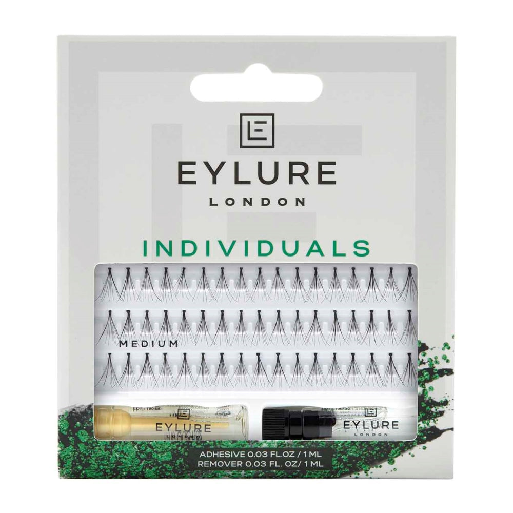 Eylure False Lashes Lash-Pro Individuals Medium