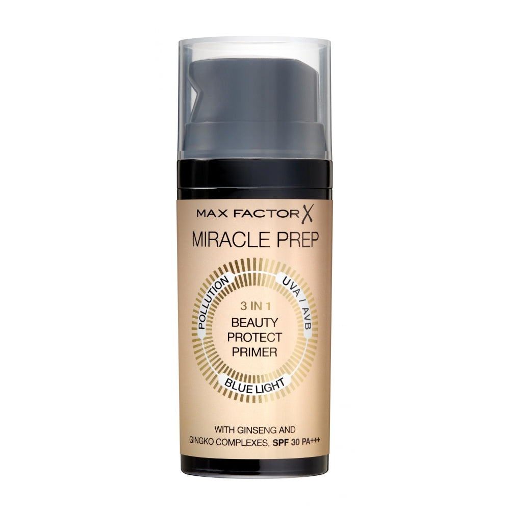 Max Factor Face Miracle Prep Protect Beauty Primer