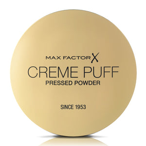 Max Factor Face Creme Puff Gold