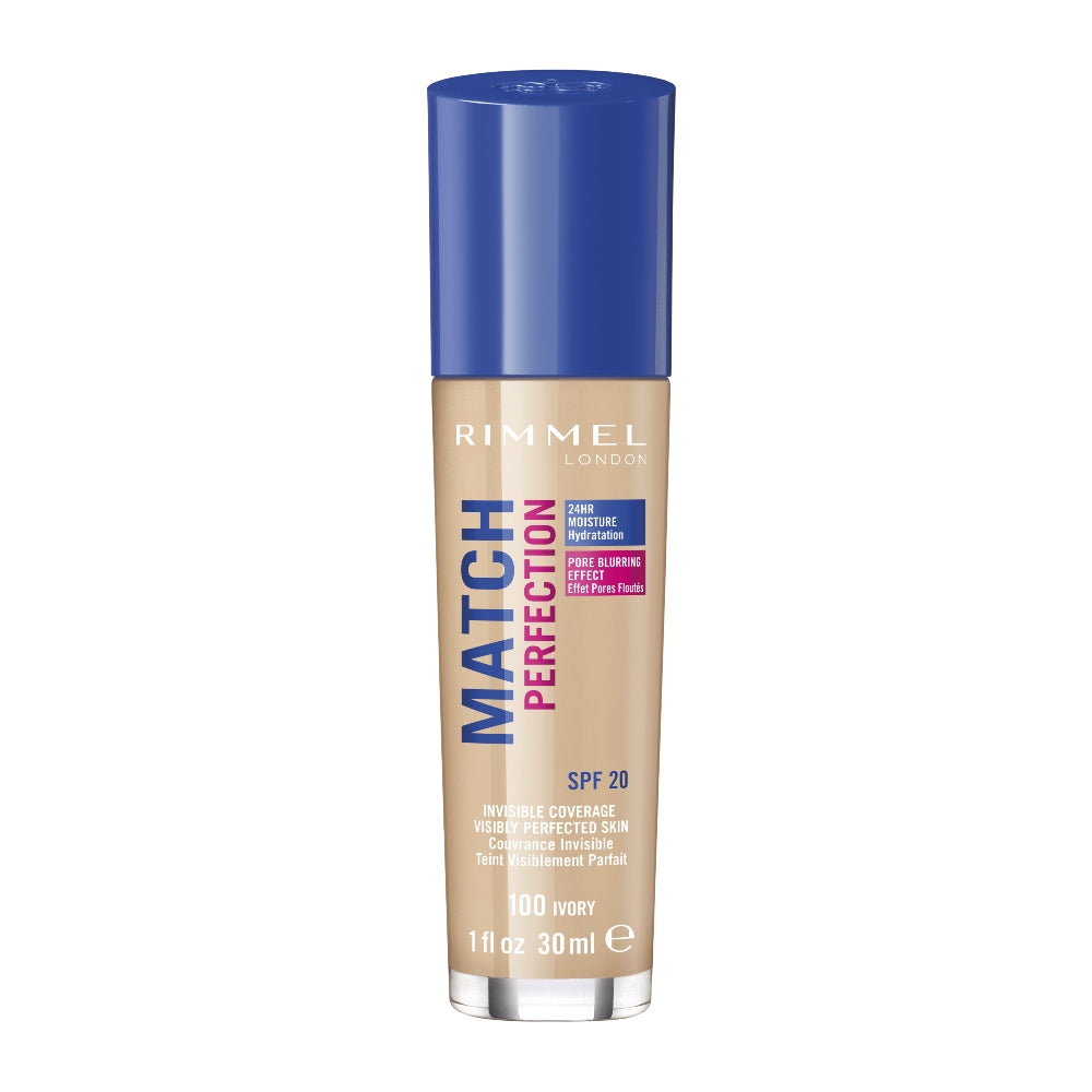 Rimmel Face Match Perfection Foundation