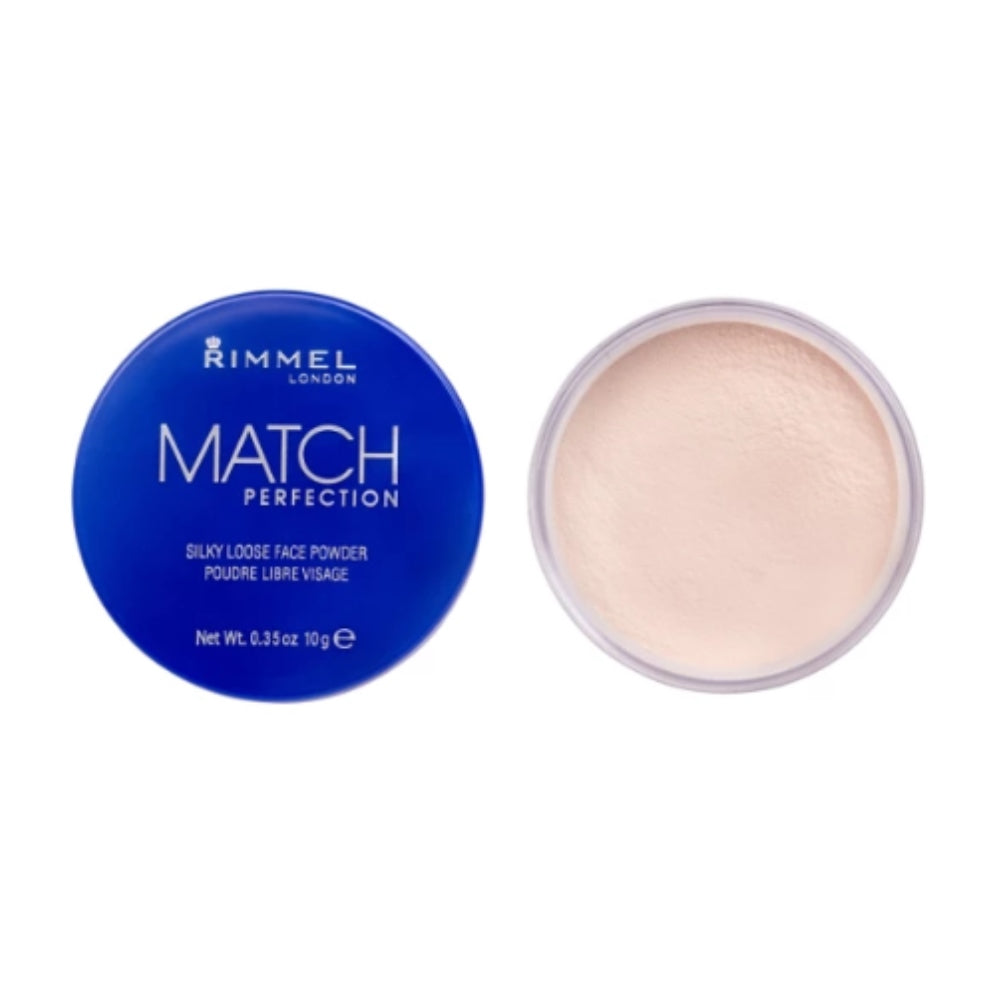 Rimmel Face Match Perfection Loose Powder