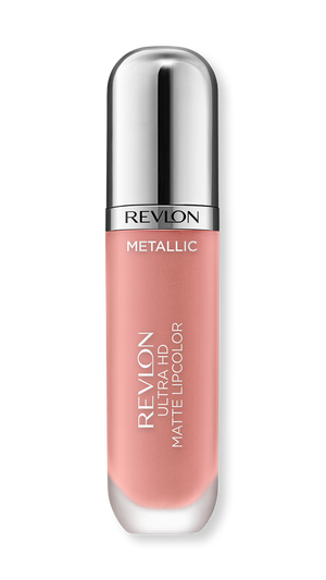 Revlon Ultra HD Metallic Matte Liquid Lipcolor