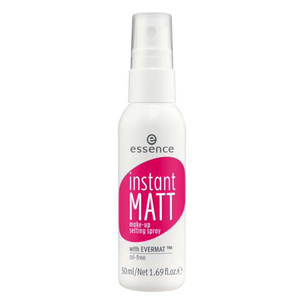 Essence Instant Matt Make-Up Setting Spray