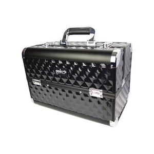 Geko Heavy Duty Makeup Case - Black Diamond