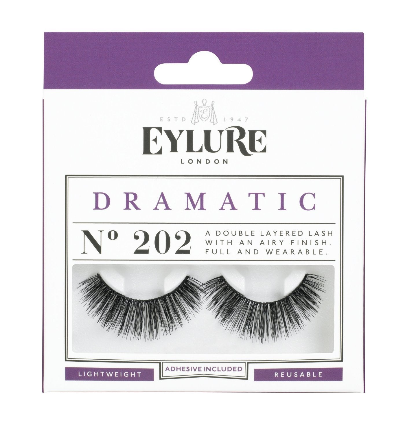 Eylure False Lashes Dramatic 202