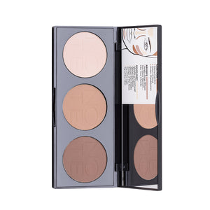 Note Perfecting Contouring Cream Palette