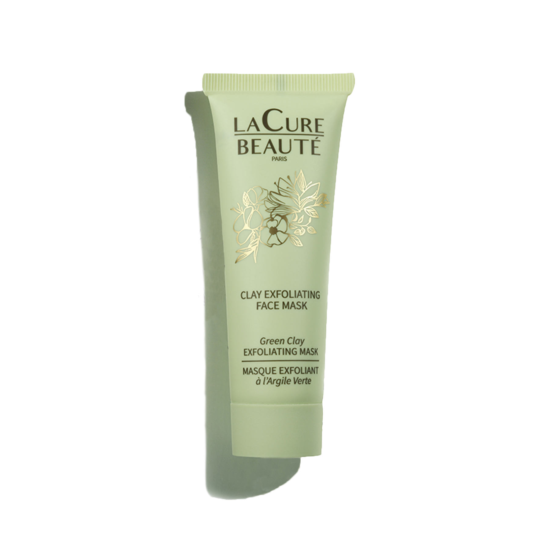 La Cure Beauté Clay Exfoliating Face Mask