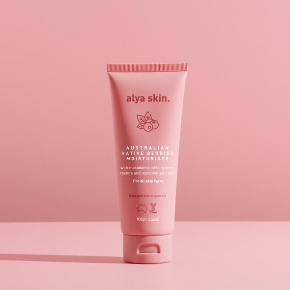 Alya Australian Native Berries Moisturiser