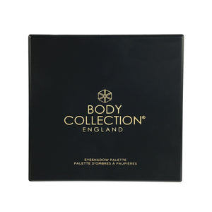 Body Collection Natural Nudes Eyeshadow Collection