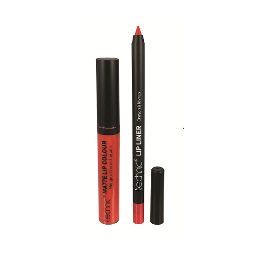 Technic Matte Lip Kit - Lady Bird